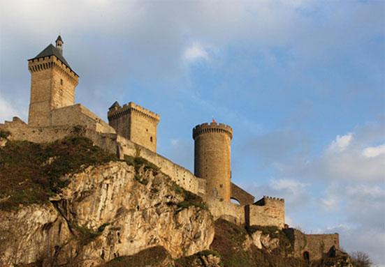Restauration du Château de Foix