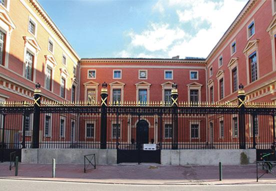 Réhabilitation de la Cour d'Appel de Toulouse